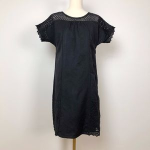Anthropologie | Girls From Savoy Black Dress